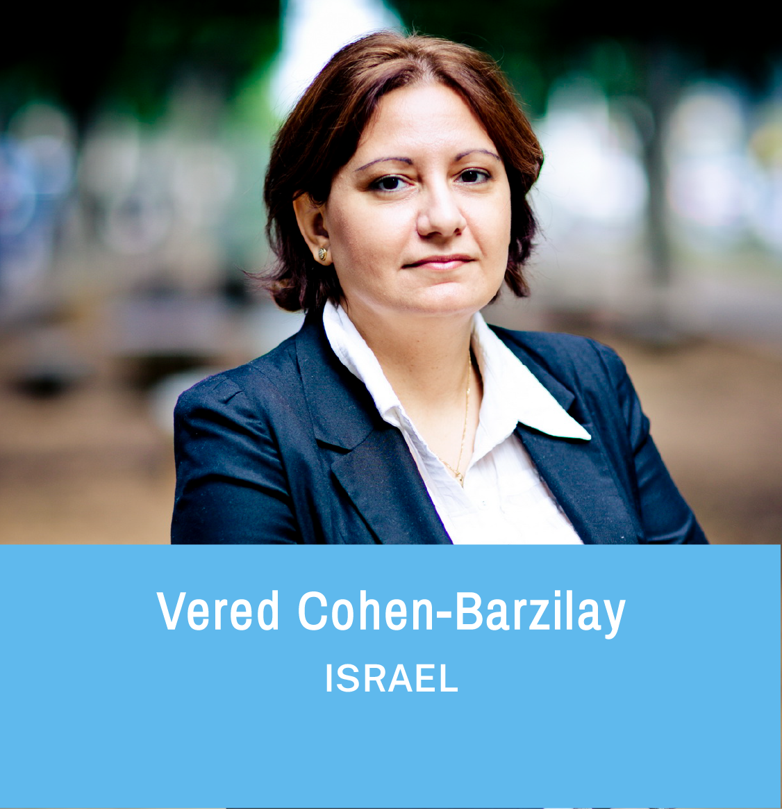 <br /> Vered Cohen-Barzilay