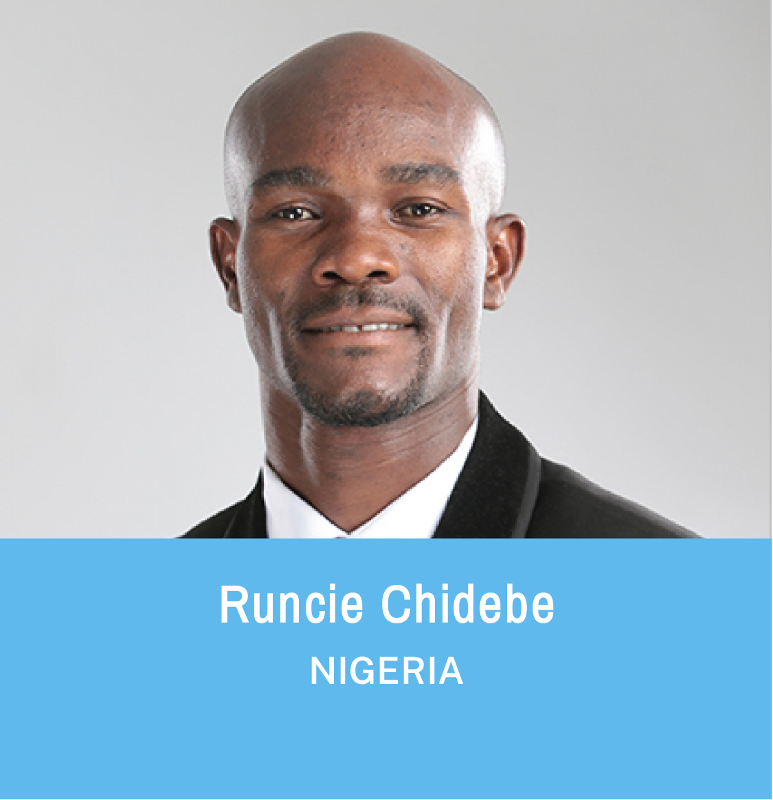 Runcie Chidebe, Global Health Innovator