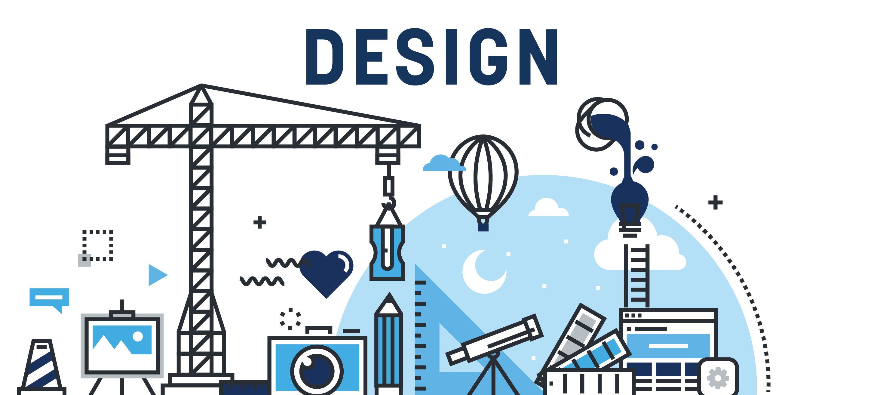 design guidance logo and banner