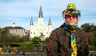 Learning About Southern Culture in New Orleans - Participant Story