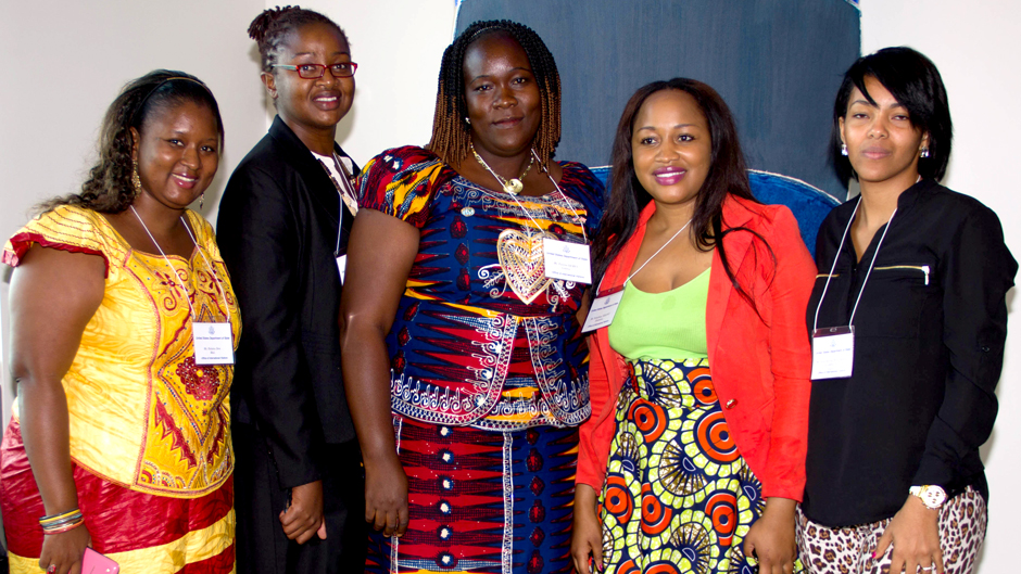 African Women's Entrepreneurship Program 2014 Participants
