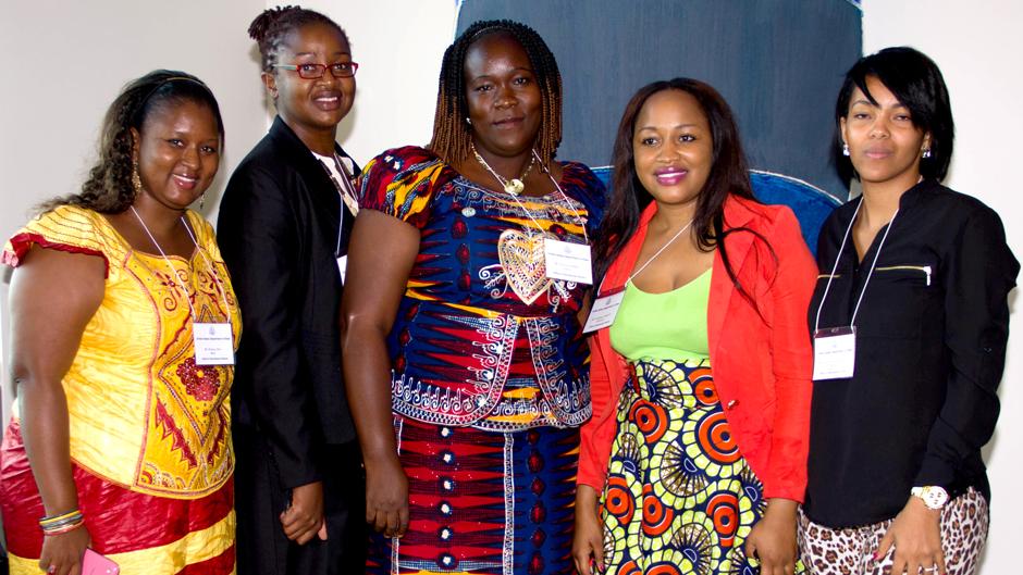 African Women's Entrepreneurship Program 2014 Participants