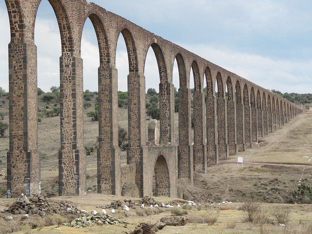 WHA Mexico: Preservation of the 16th-Century Father Tembleque Aqueduct, Phase 2