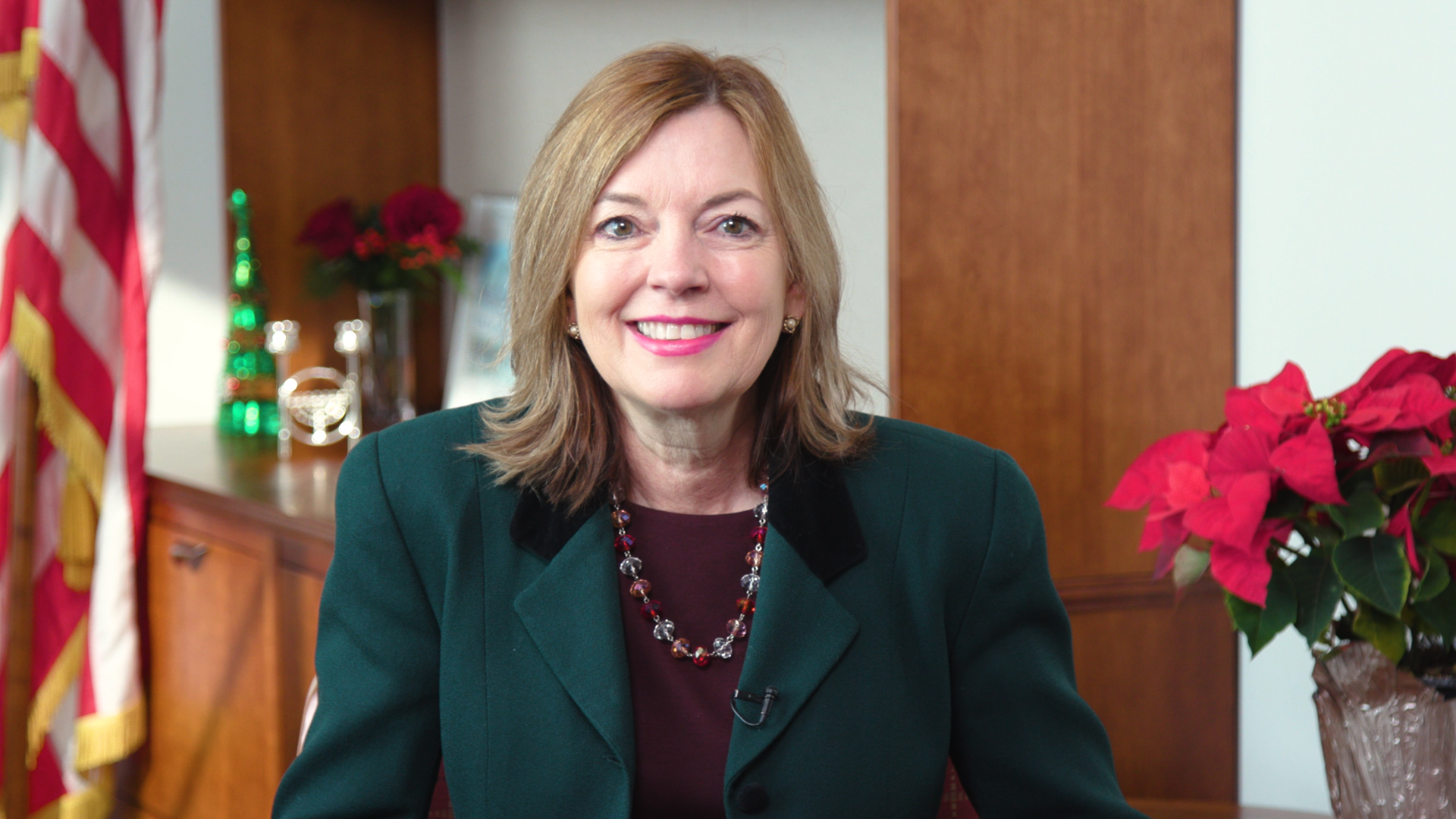 Assistant Secretary Marie Royce holiday message