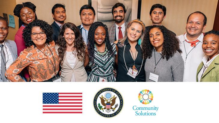 Community Solutions Program participants