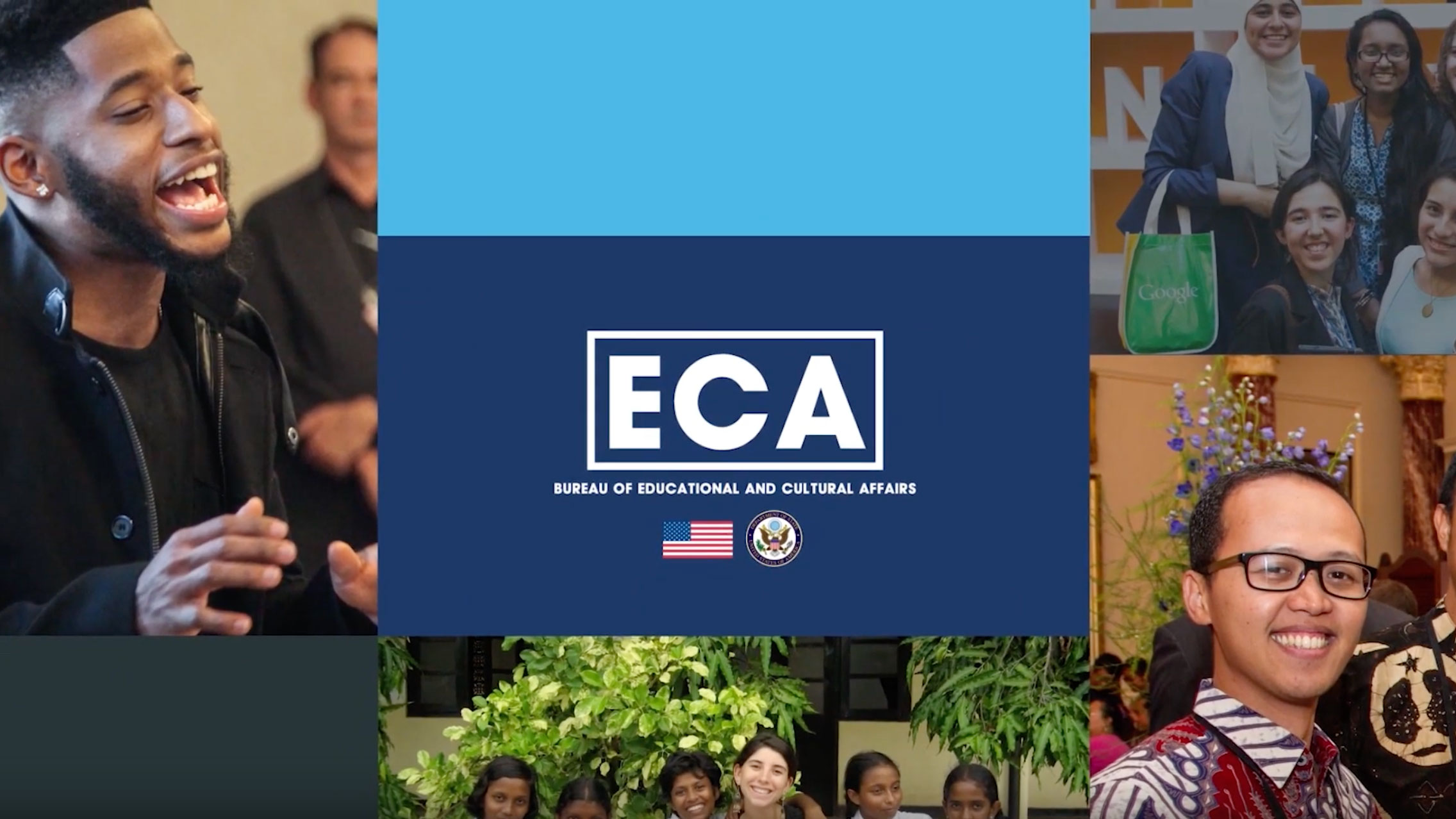 ECA Bureau of Educational and Cultural Affairs