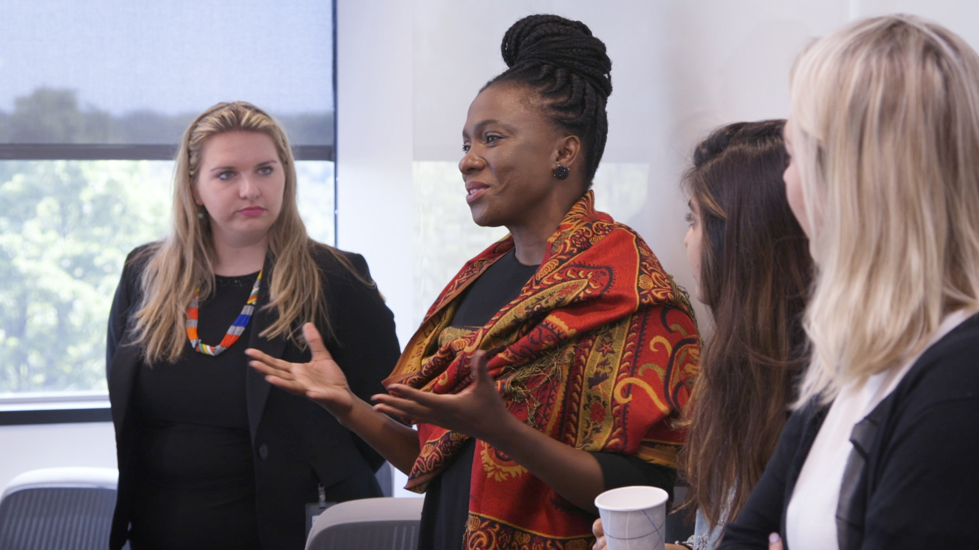 Fortune - U.S. Department of State Global Women's Mentoring Partnership