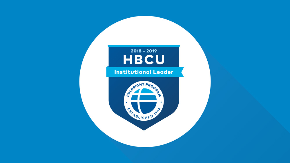 Fulbright HBCU Institutional Leader