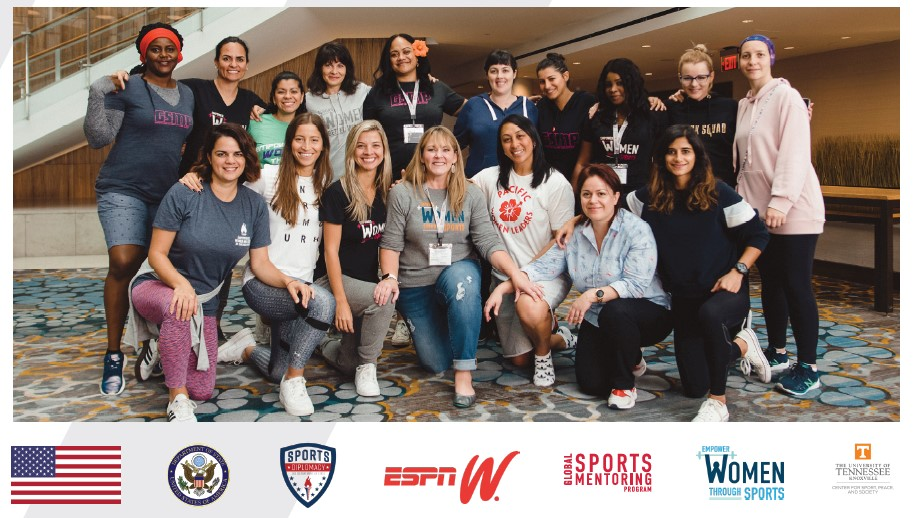 U.S. Department of State and espnW Global Sports Mentoring Program Sportswomen