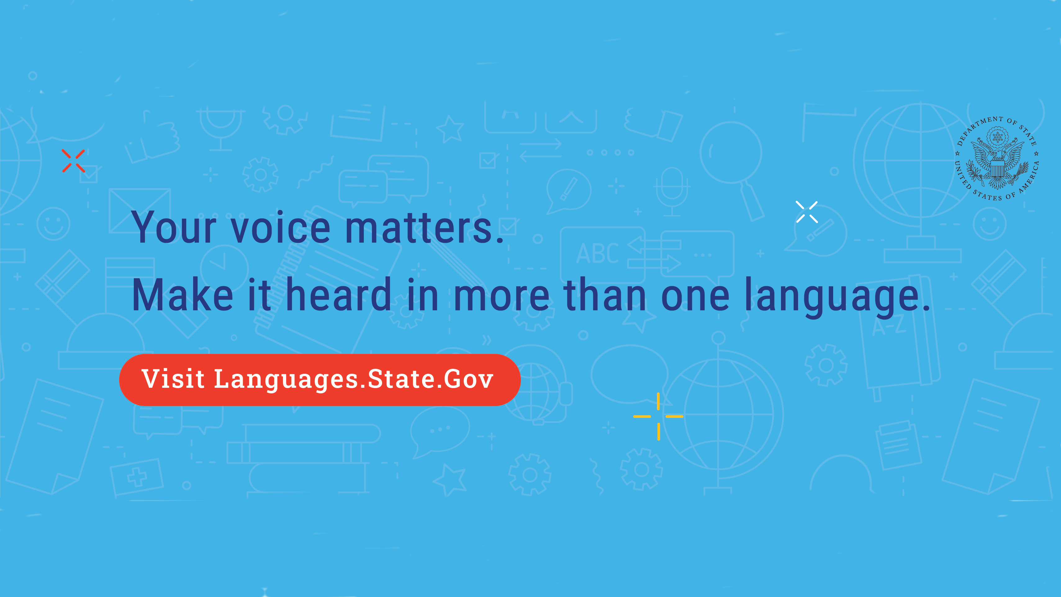 The State Department Wants to Help You Learn a Foreign Language   Bureau of  Educational and Cultural Affairs