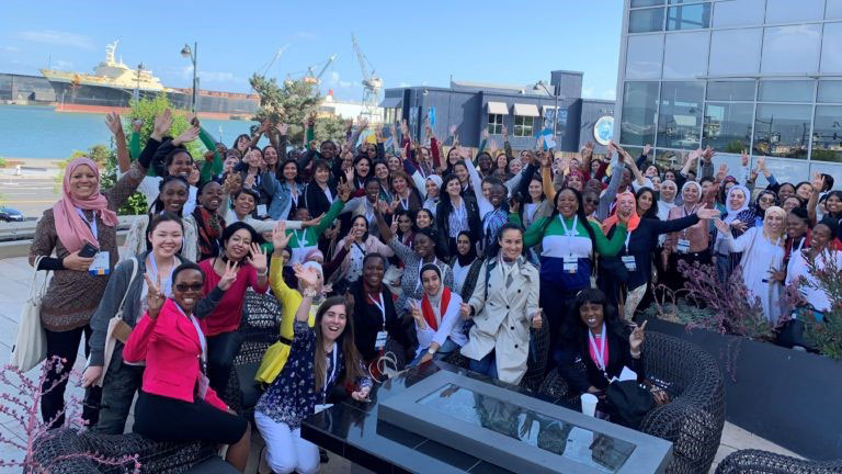 2019 TechWomen Take Over Silicon Valley