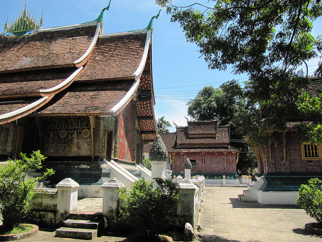 EAP Laos: Restoration of the 16th-Century Wat Xieng Thong in Luang Prabang