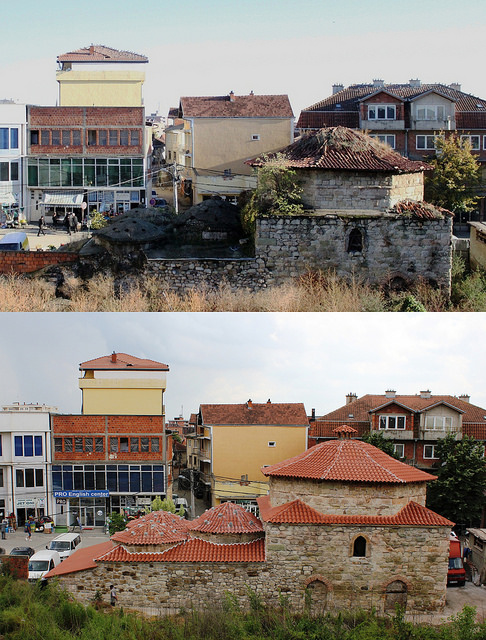 EUR Kosovo: Restoration of the 16th-Century Hammam in Vushtrri