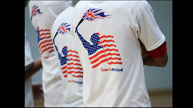 Special T-shirts were made for all participants.