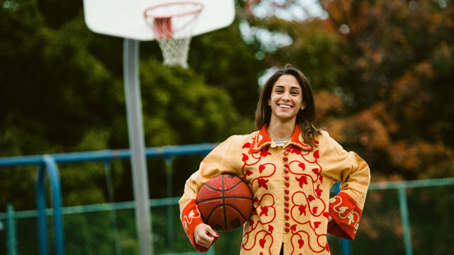 "Lebanon native Racha Kalot's passion and talent for basketball led to an illustrious ten-year professional career and a position as project manager for the NGO ""SAFE Association,"" a basketball program for Lebanon's most remote villages."