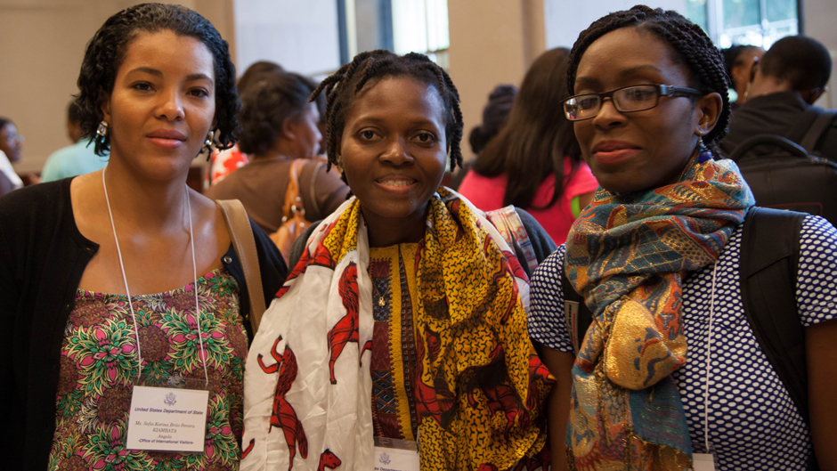 AWEP 2014 Participants in Washington, D.C.