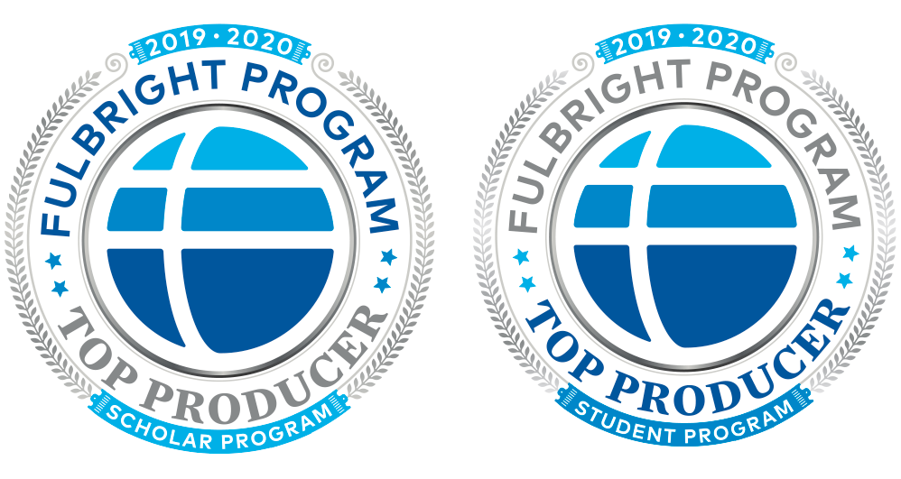 Fulbright Top Producing Institutions