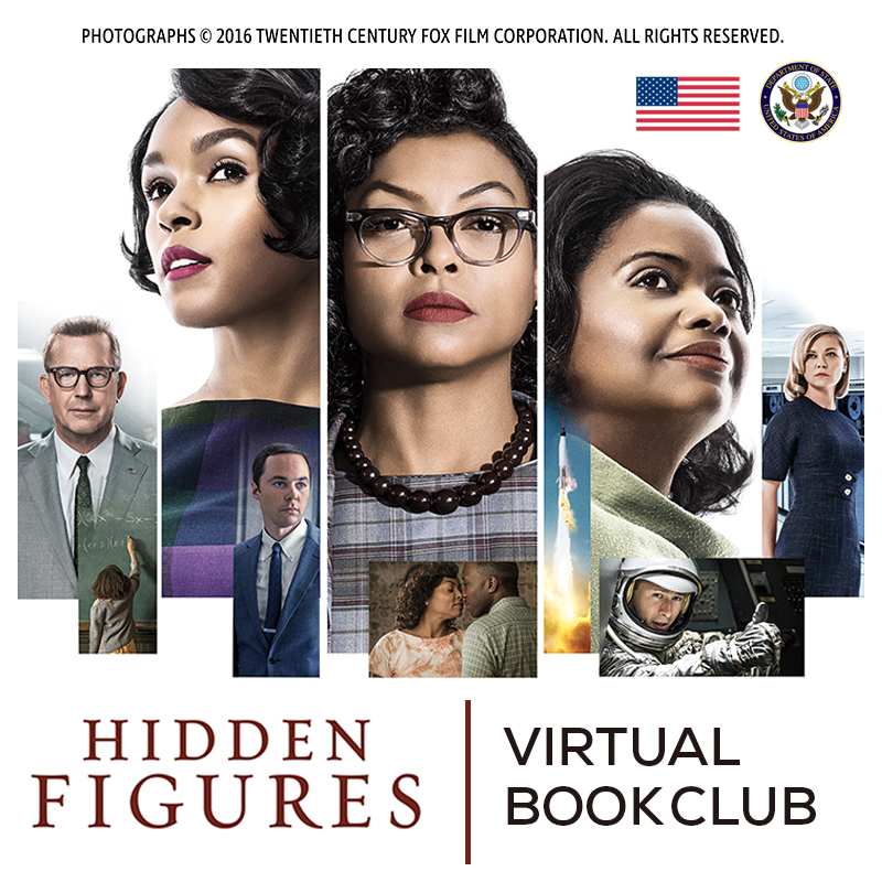 Hidden Figures Virtual Book Club