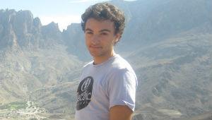 Dylan Hoey in Oman