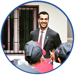Mohamed Amine Zariat Community Organizer Bureau Of Educational And Cultural Affairs