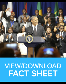 Mandela Washington Fellowship 1-page Fact Sheet