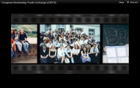 Congress-Bundestag Youth Exchange Program