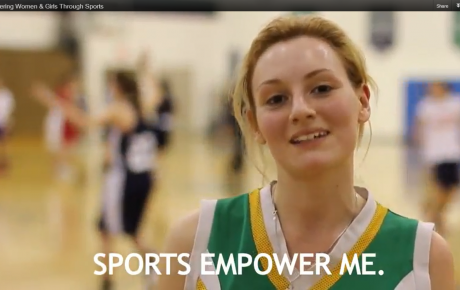 Empowering Women & Girls Through Sports