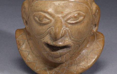 guangala head