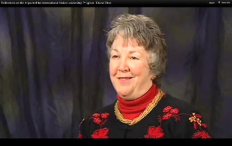 IVLP, Diane Elton