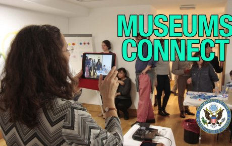 The emPOWER Parents program through Museums Connect linked up parents of children with an autism spectrum disorder from Queens, NY and Madrid, Spain to provide support and resources.