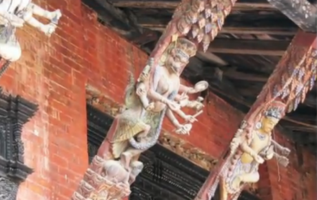 Nepal struggles to keep its cultural history alive through its architecture.