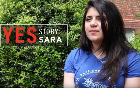 YES participant Sara