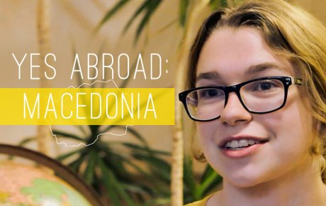 YES Abroad Macedonia