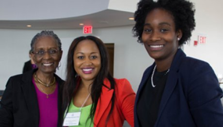 IVLP program participants from African Women's Entrepreneurship Program