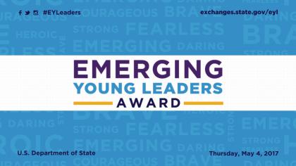 emerging young leaders award thumbnail