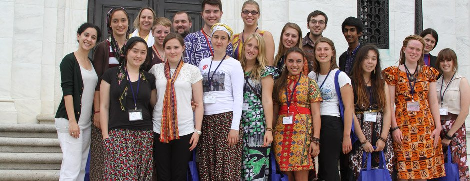 photo of YES Abroad students