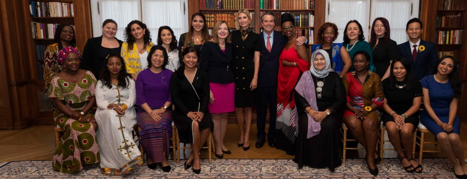 2019 participants: W-GDP: Overcoming Barriers to Women's Economic Participation