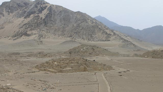 The ancient civilization that built the Sacred City of Caral in Peru's Supe Valley is often called the mother culture of the Americas.