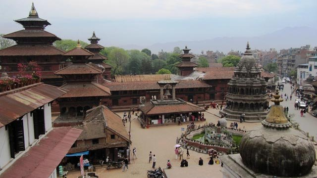 The 17th-century Patan Royal Palace in Nepal's Kathmandu Valley is undergoing a multi-year restoration.