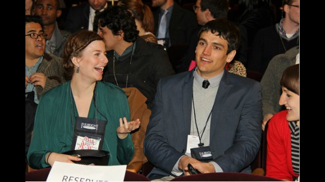 Fulbright Foreign Students at the Washington, D.C. Enrichment Seminar in March 2013.