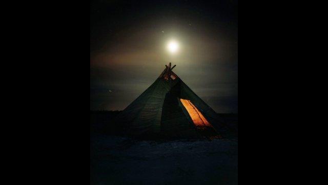 Sámi Tent
