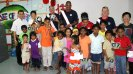 Sports Envoys spent time with kids at the House of Hope, an orphanage in Kuala Lumpur.