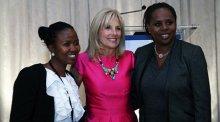 Photo of Jill Biden and TechWomen Participants