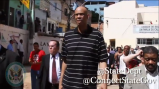 Global Cultural Ambassador Kareem Abdul-Jabbar spends time in Brazil to speak with youth about the importance and power of education.