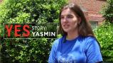 YES participant Yasmin