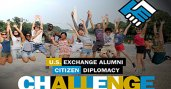 U.S. International Exchange Alumni: Take the Citizen Diplomacy Challenge!