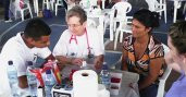 Access alumni work with a volunteer organization to provide healthcare to a Guatemalan community.