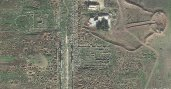 apamea syria satellite photo