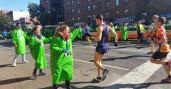 j1-visa marathon participants and volunteers