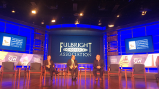 "Vice Chair Participates at 39th Annual Fulbright Association Conference: ""Fulbright at 70: Meeting New Challenges"""